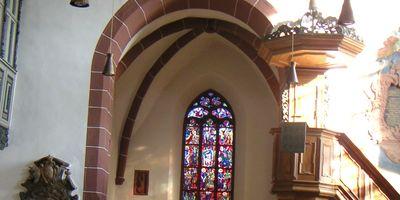 Pfarramt 1 Pfarrerin E. Bahre in Reichelsheim im Odenwald