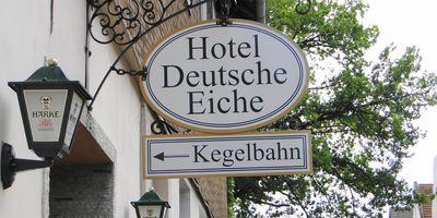 Deutsche Eiche Kegelbahn in Northeim