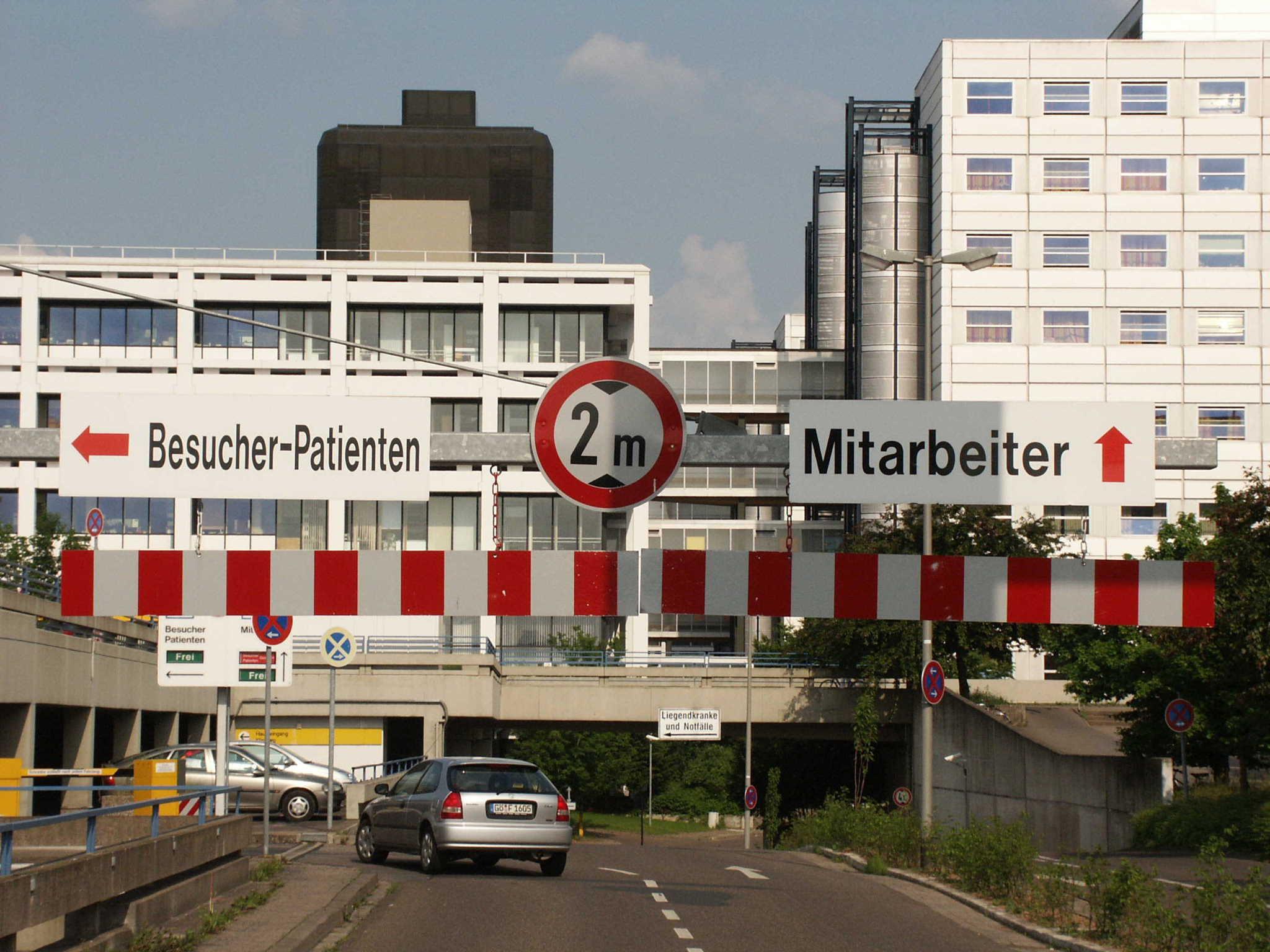 ➤ Universitätsmedizin Göttingen 37073 Göttingen Adresse