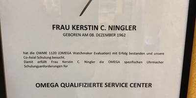 Ningler Kerstin C. Uhrmacher in Neu-Isenburg