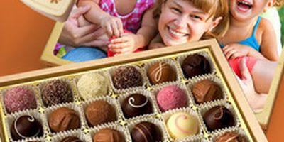 Pralinenpräsente / Schokolade mit Foto in Bad Driburg