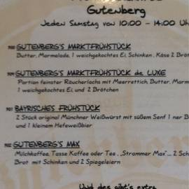 Gasthaus Gutenberg Inh. Denise Bender in Karlsruhe