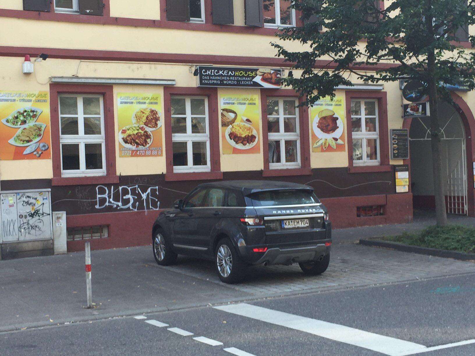 hähnchen restaurant karlsruhe