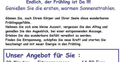 Massage- und Wellnesspraxis Katrin Annett Laschinger in Passau