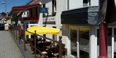 Bäckerei und Cafè am Wald Franke Hermann in Heinrichsort Stadt Lichtenstein in Sachsen