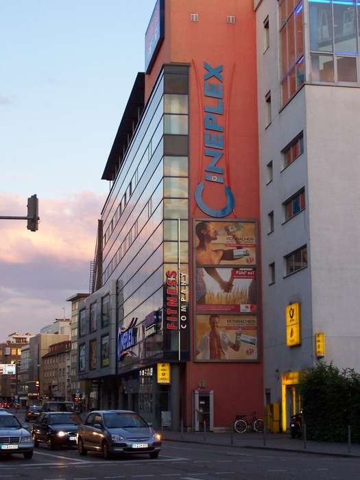 Kino In Pforzheim