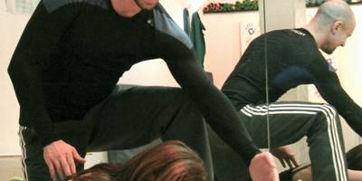 Sergiy Polyanin Personaltrainer in Essen