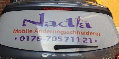Mobile Änderungsschneiderei Nadia in Herford