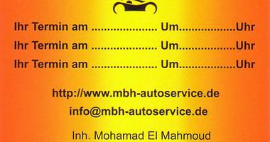 M.B.H AUTOSERVICE in Kall