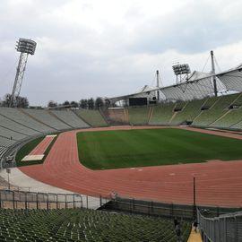 Olympiastadion in München