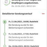 Deutsche Post AG in Schkeuditz