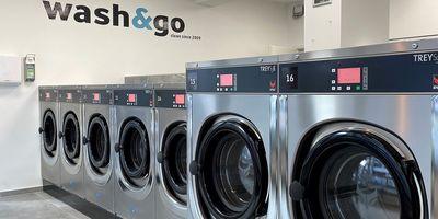 Waschsalon Wash&Go in Karlsruhe