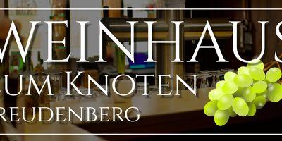 Weinhaus zum Knoten in Freudenberg in Westfalen