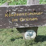 Klassenzimmer im Grünen in Bad Schwartau