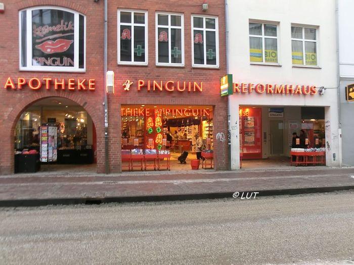 pinguin apotheke 6 bewertungen l beck innenstadt. Black Bedroom Furniture Sets. Home Design Ideas