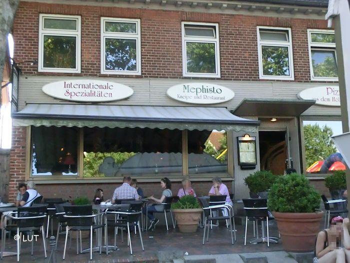 restaurant mephisto 2 bewertungen oldenburg in. Black Bedroom Furniture Sets. Home Design Ideas
