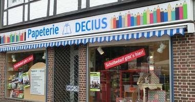 Buchhandlung Decius GmbH Schreibwarenfachgeschäft in Winsen an der Luhe