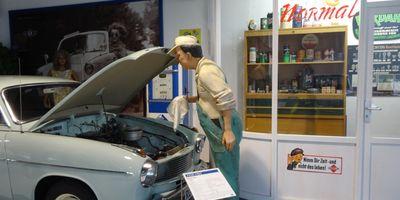 EFA Museum für Deutsche Automobilgeschichte in Amerang