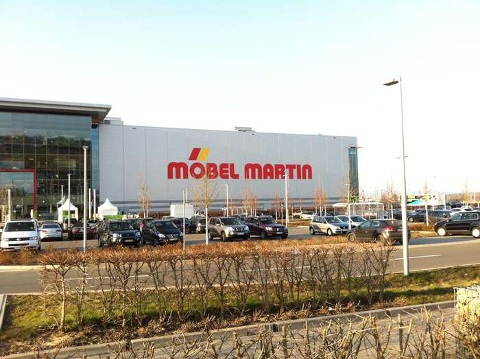 Bilder und Fotos zu Möbel Martin GmbH & Co. KG in Mainz ...