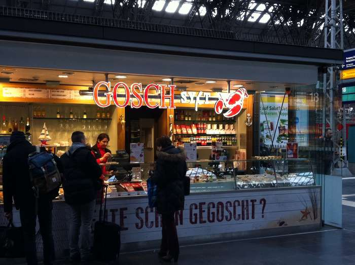 Fisch Essen Frankfurt