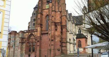 Der unvollendete Dom in Wetzlar