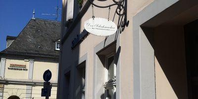 Der Schuhmacher am Frankenturm in Trier