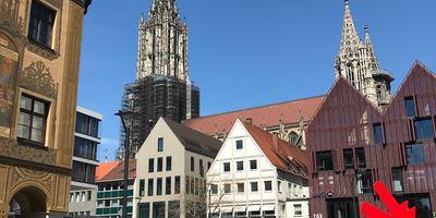 Ulmer Münster in Ulm an der Donau
