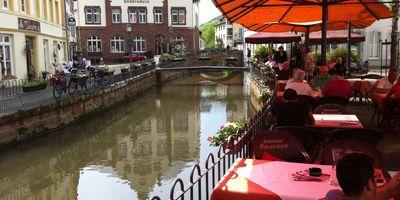 Hotel am Markt - Restaurant Meridiana in Saarburg