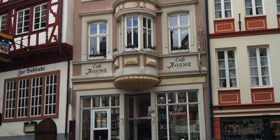 Café Hansen in Bernkastel-Kues