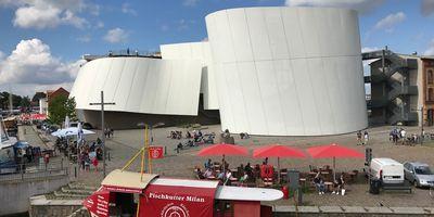 Deutsches Meeresmuseum - OZEANEUM Stralsund in Stralsund