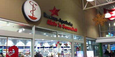 Rochus Apotheke - Eva Göbel, im Globus SB-Warenhaus Gensingen in Gensingen