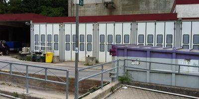 Entsorgungszentrum in Budenheim