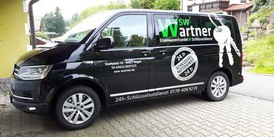 Schlüsseldienst Aufsperrdienst WSW Wartner in Bogen in Niederbayern