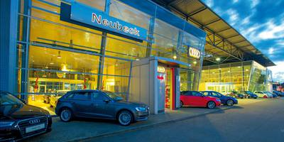 Neubeck Automobile in Speyer