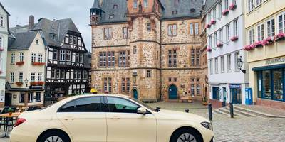 Taxi Marburg Mitte in Marburg