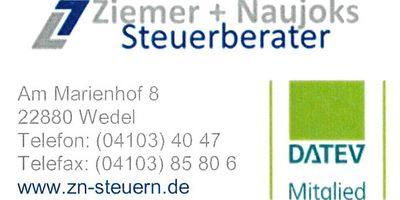 Ziemer + Naujoks Steuerberater Steuerberater in Wedel