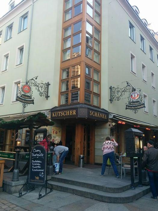 Kutscherschänke 10 Bewertungen Dresden Innere Altstadt