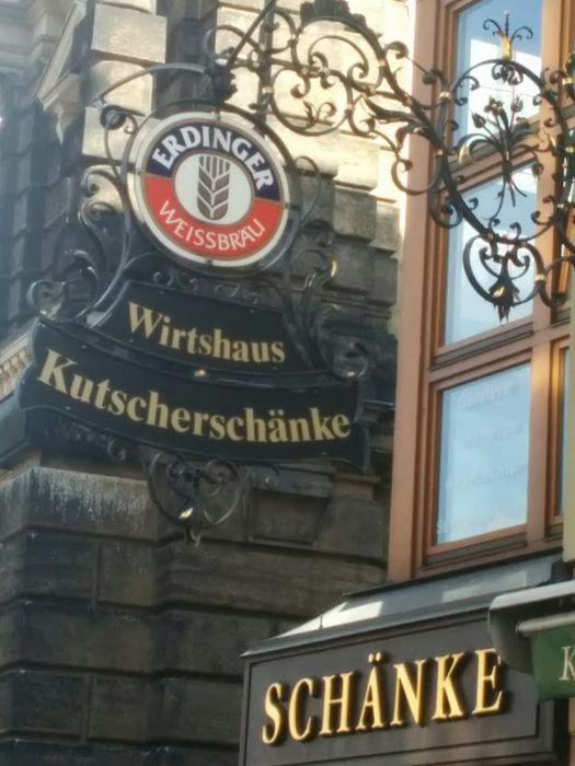 Bilder und Fotos zu Kutscherschänke in Dresden, Münzgasse