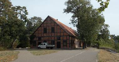 Museumsdorf Baruther Glashütte in Baruth in der Mark