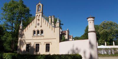 Stiftung Fürst-Plücker-Museum, Park-und Schloß Branitz in Cottbus