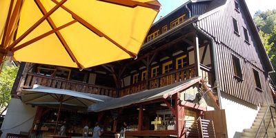 Mühle & Bäckerei Schmilka - Schmilk'sche Mühle in Schmilka Stadt Bad Schandau