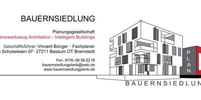 Bauernsiedlung Plan B Planungsgesellschaft Klimawerkzeug Architektur - Intelligent Buildings in Bassum