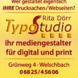 TypoStudio Rita Dörr in Illingen an der Saar