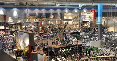 Fahrrad-XXL - Fahrradwelt Kalker in Ludwigshafen am Rhein
