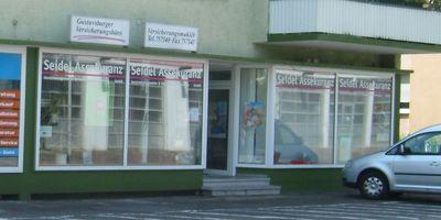 Seidel Assekuranz GmbH Versicherungsmakler in Gustavsburg Gemeinde Ginsheim-Gustavsburg