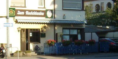 Gaststätte zum Nudeldunker in Gustavsburg Gemeinde Ginsheim-Gustavsburg
