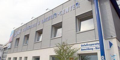 Lipps Karosserie- und Lackier-Center GmbH & Co. KG in Mühlheim am Main