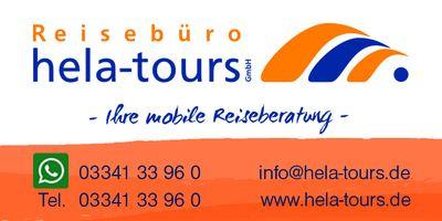 Reisebüro hela-tours GmbH in Strausberg