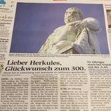 Herkules im Bergpark Wilhelmshöhe in Kassel