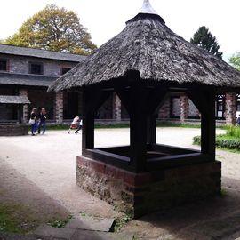Römerkastell Saalburg in Bad Homburg vor der Höhe